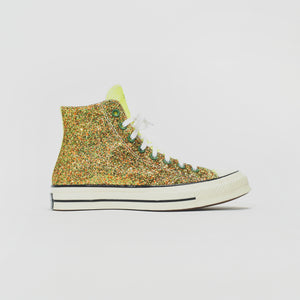Converse x J.W. Anderson Chuck 70 High - Gold / Silver / Egret