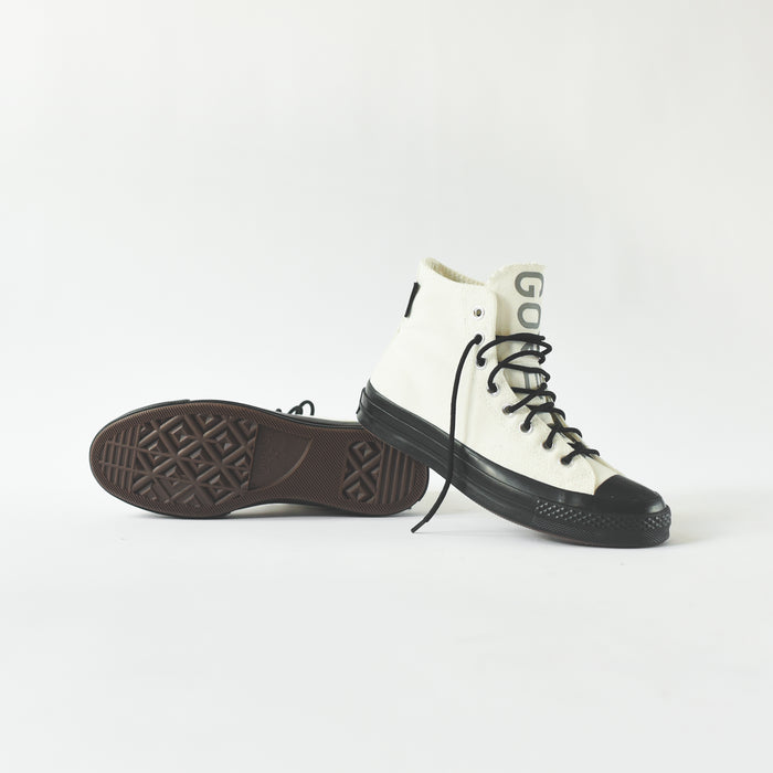 Converse x GORE-TEX Chuck '70 High - White / Black