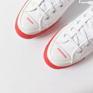 Converse x Undercover CT70 Ox - White