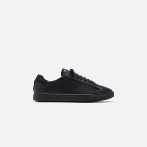 Clae Bradley Essentials Fullgrain Leather - Black