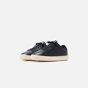 Clae Bradley Essentials Milled Leather - Black