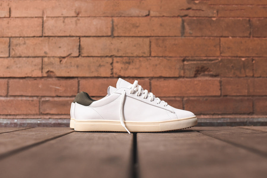 Clae Bradley - White / Green