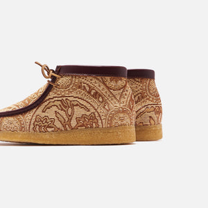 Clarks x Todd Snyder Wallabee Boot - Brown Gold Image 5