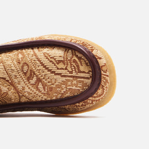 Clarks x Todd Snyder Wallabee Boot - Brown Gold Image 6