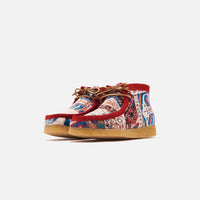 Clarks x Todd Snyder Wallabee Boot - Multi Thumbnail 3