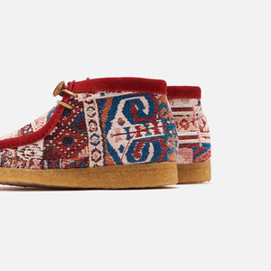 Clarks x Todd Snyder Wallabee Boot - Multi Image 5