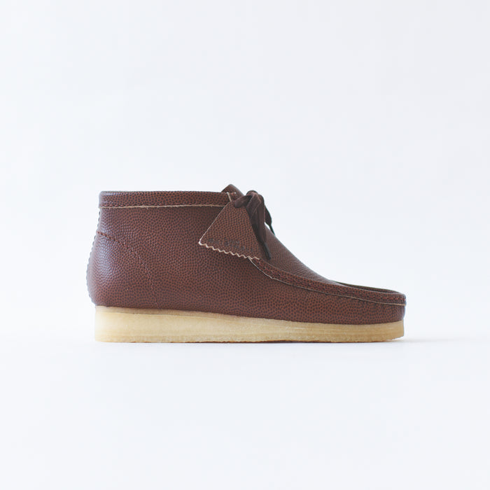 Clarks Wallabee Boot - Orange Bball
