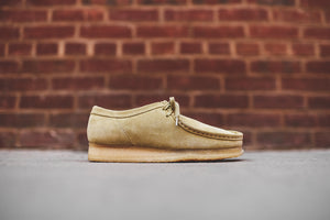 Clarks Wallabee - Maple Image 4