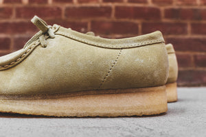 Clarks Wallabee - Maple Image 5