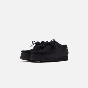 Clarks x Neighborhood Wallabee GTX - Black Image 3