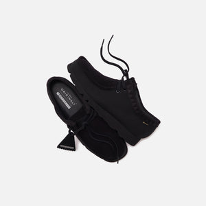 Clarks x Neighborhood Wallabee GTX - Black Image 2