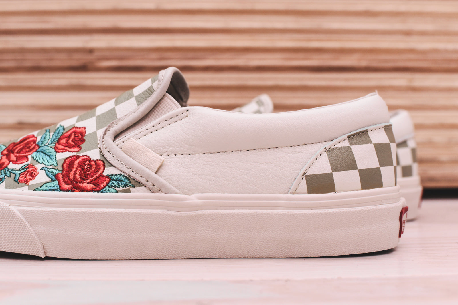 Vans Classic Slip-On DX - Rose / Marshmallow