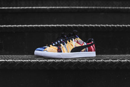 Puma x Coogi Clyde - Black / Team Gold