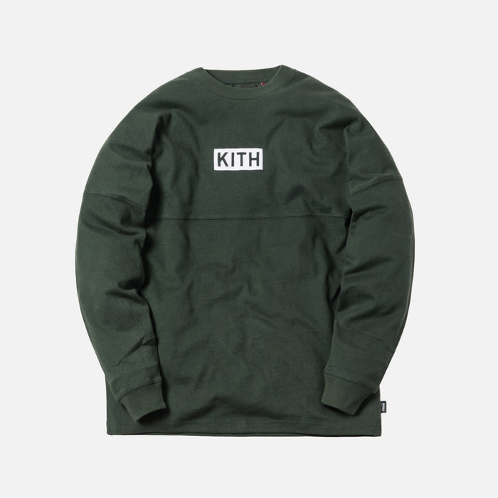 Kith x Coca-Cola Global L/S Tee - Green