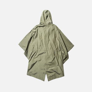 Kith Collins Poncho - Olive