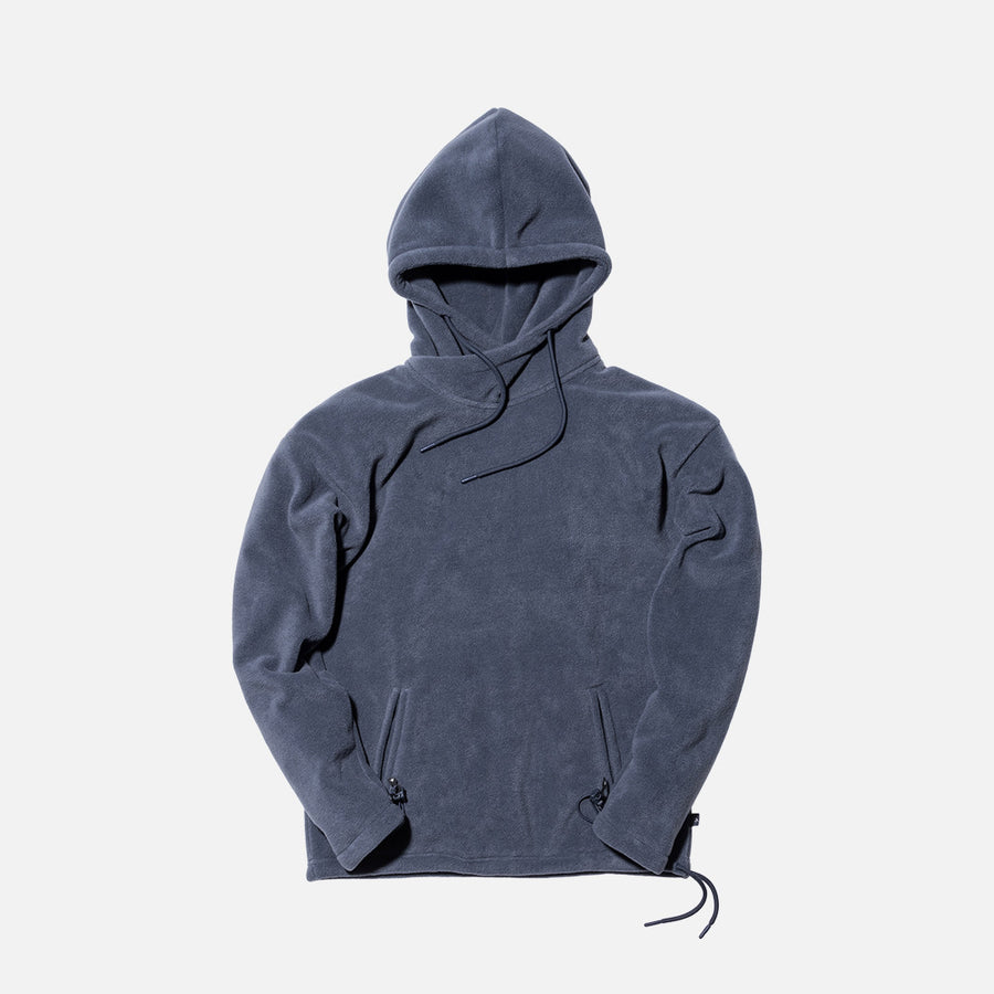 Kith x Columbia Sportswear Core Fleece Hoodie - India Ink