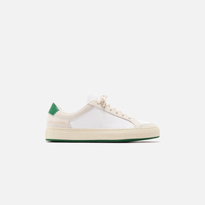 Common Projects Retro Low 70s - White / Green