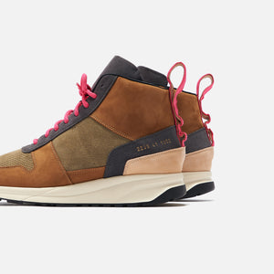 Common Projects x Robert Geller Runner - Brown / Grey
