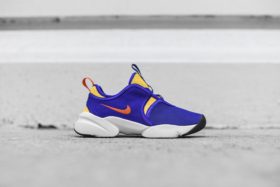 Nike WMNS Loden - Purple / Yellow / White
