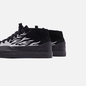 Converse x A$AP Nast Jack Purcell Chukka Mid - Black / Silver Image 5