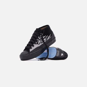 Converse x A$AP Nast Jack Purcell Chukka Mid - Black / Silver Image 2