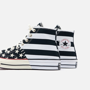 Converse Chuck 70 Archive Restructured - Black / White Image 4