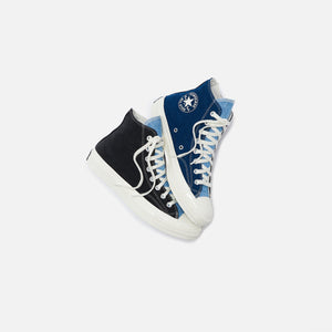 Converse Chuck 70 High - Dark Denim / Light Denim / Egret