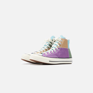 Converse Chuck 70 High -  Dewberry / Iced Coffee / Egret