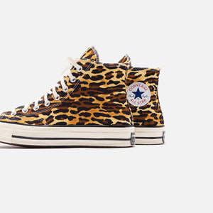 Converse x Invincible x Wacko Maria Chuck 70 High - Brown / Egret / Black Image 5