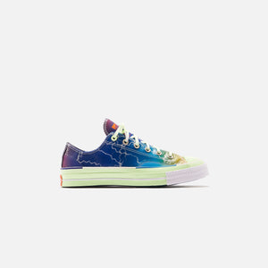 Converse x Pigalle Chuck 70 - Green / Blue / Purple
