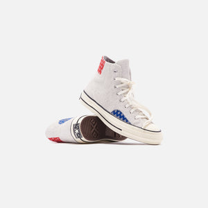 Converse Chuck 70 Twisted Prep Patchwork High - Photon Dust