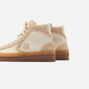 Converse Pro Leather Mid - Fog / Warm Sand