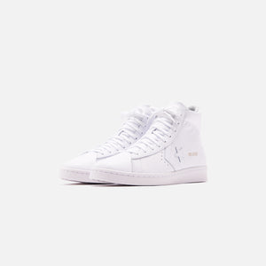 Converse Pro Leather Mid - White