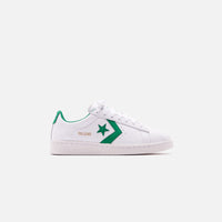Converse Pro Leather OG Ox - White / Green Thumbnail 1