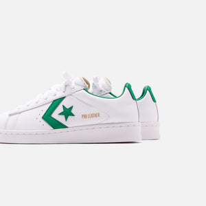 Converse Pro Leather OG Ox - White / Green Image 5