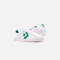 Converse Pro Leather OG Ox - White / Green Thumbnail 2
