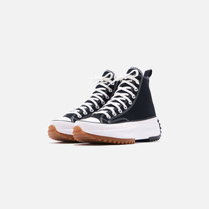 Converse Run Star Hike High - Black / White / Gum