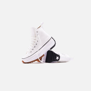 Converse Run Star Hike High - White / Black / Gum