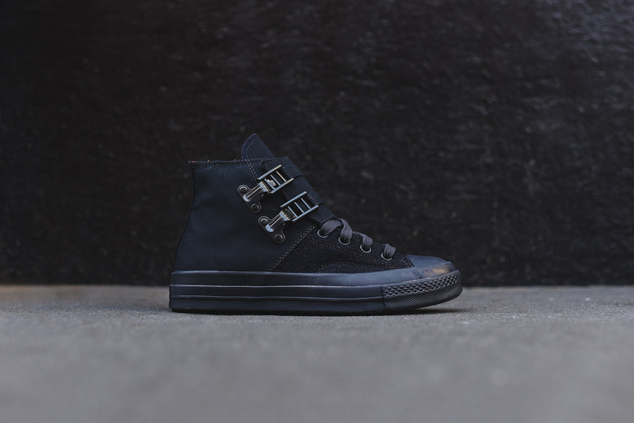 Converse x Nigel Cabourn Chuck Taylor All Star High - Dark Navy / Orange