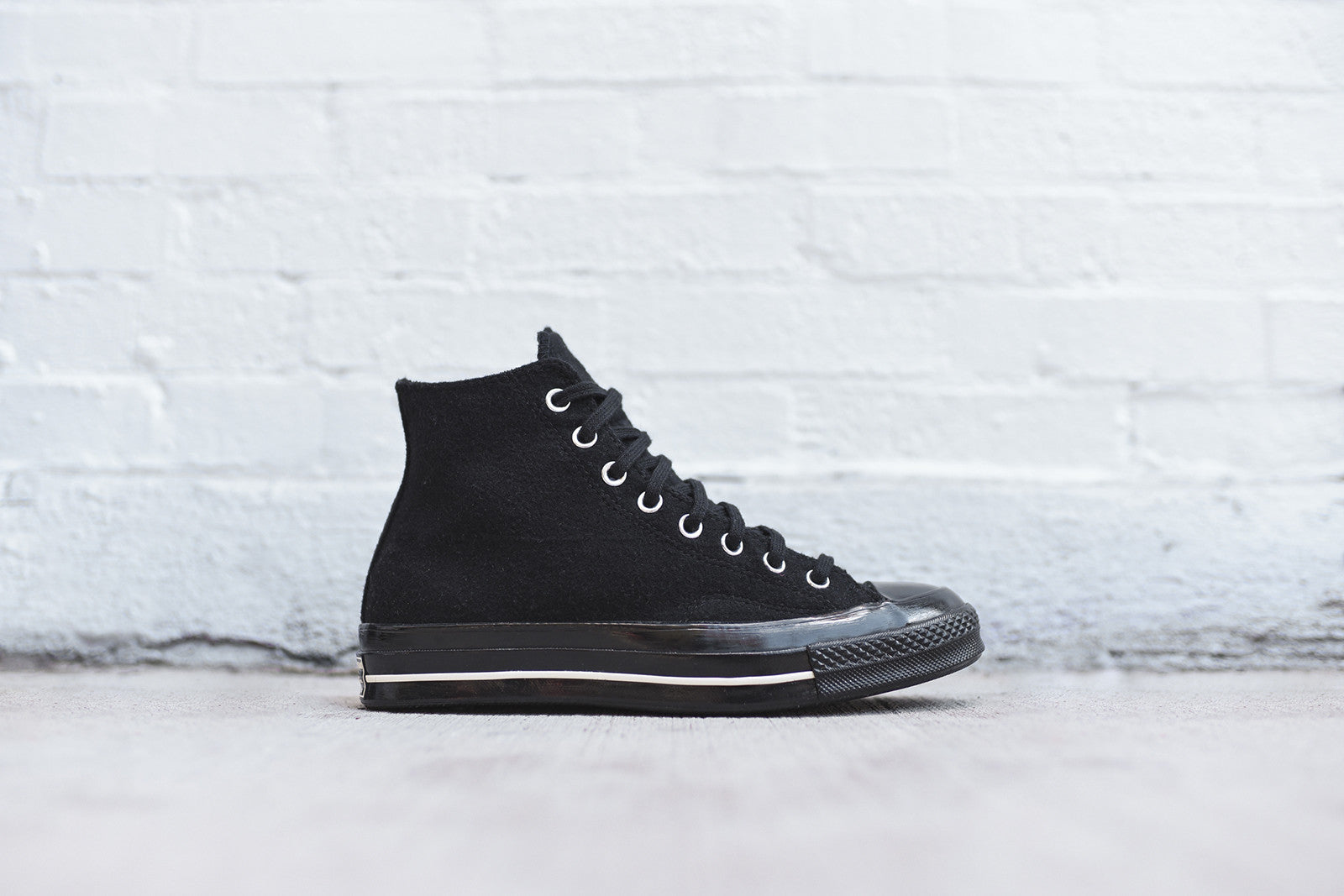 Converse Chuck Taylor All Star Hi 1970 Team - Black / Black