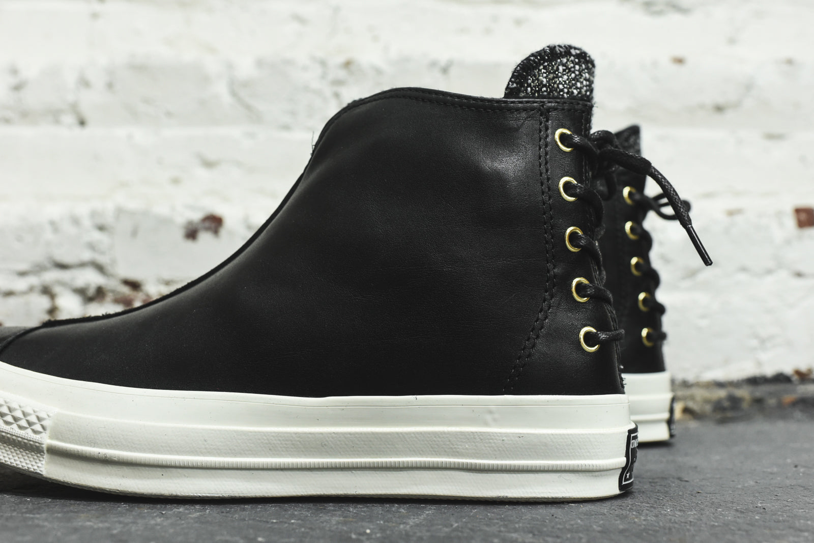 337bbc20d3eba8 Converse Chuck Taylor All Star  70 Punk Boot - Black – Kith