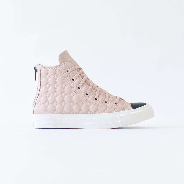 Converse Chuck Taylor All Star Back Zip - Dusk Pink