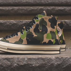 Converse Chuck 70 Archive Prints High - Candied Ginger / Piquan