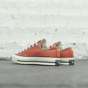 Converse Chuck Taylor 70s OX - Terracotta / White