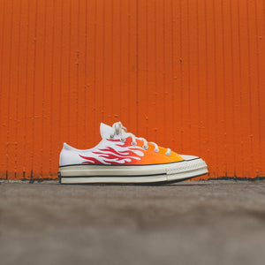 Converse Chuck 70 Archive Prints Remixed Ox - White / Enamel