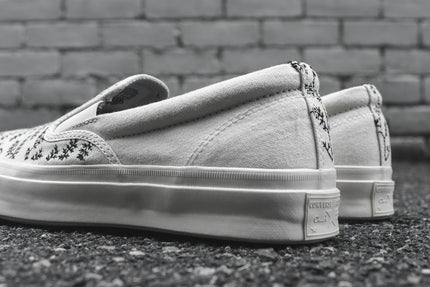Converse Deck Star Slip '67 May Flowers - Parchment