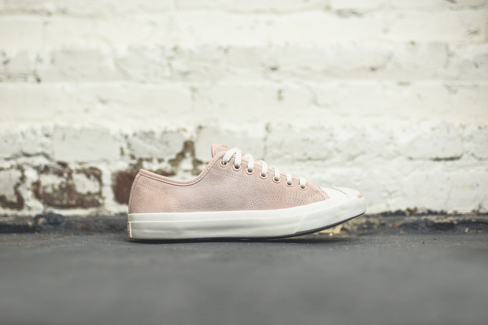 47885292b596 Converse Jack Purcell Jack Ox - Dusk Pink – Kith