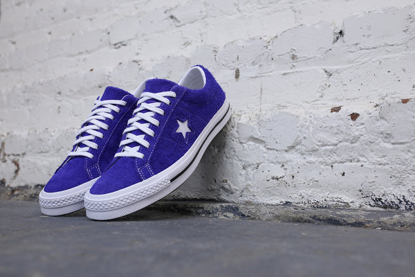Converse One Star Ox - Court Purple