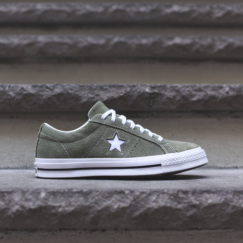 Converse One Star - Olive / White