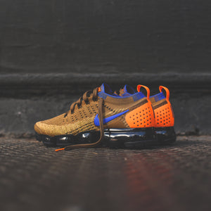 080e418ed3 Nike Air VaporMax FK 2 - Golden Beige / Racer Blue / Club Gold